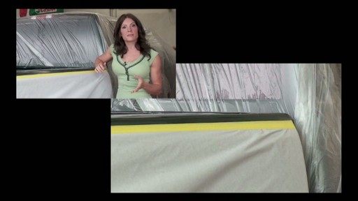 How to Coat Your Truck Bed with a Bedliner  - image 6 from the video