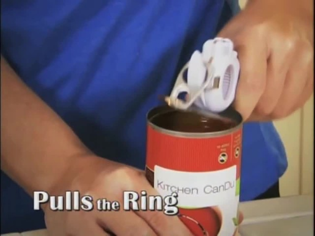 One Touch 6 in 1 Can Opener - image 9 from the video