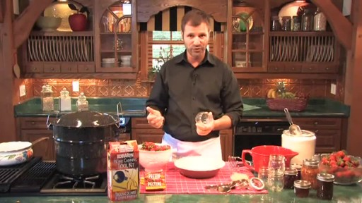 Home Canning Demonstration  - image 1 from the video
