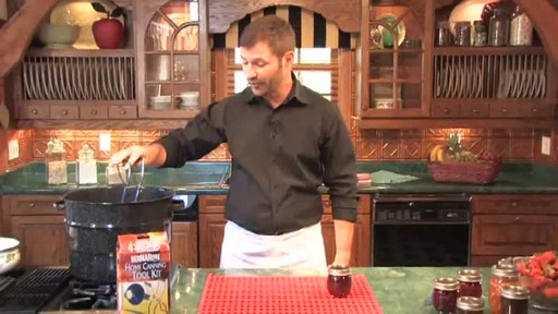 Home Canning Demonstration  - image 10 from the video
