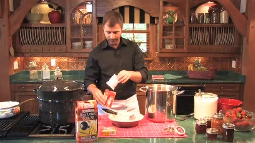 Home Canning Demonstration  - image 5 from the video
