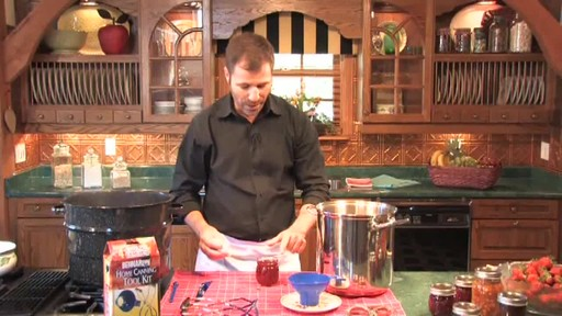 Home Canning Demonstration  - image 8 from the video