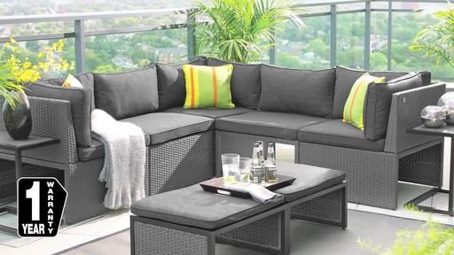 Umbra Loft Collection 187 Patio Furniture Ene Backyard
