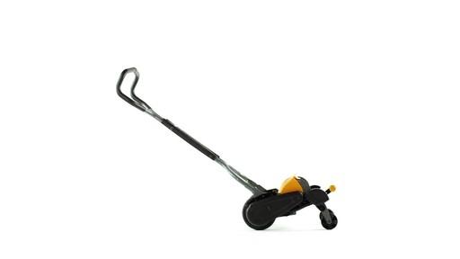 Fiskars StaySharp Max Reel Lawn Mower - image 8 from the video