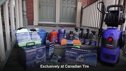 Simoniz Cleaning Solutions » Car Washing & Cleaning - How To - Auto » English | Canadian Tire
