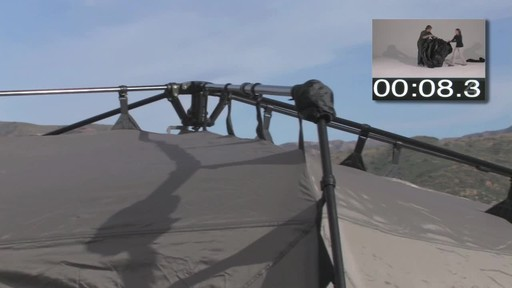 Coleman Instant Tent - image 2 from the video