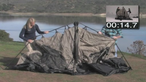 Coleman Instant Tent - image 3 from the video