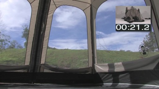 Coleman Instant Tent - image 4 from the video