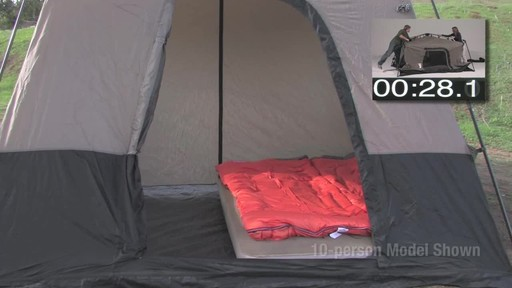 Coleman Instant Tent - image 5 from the video