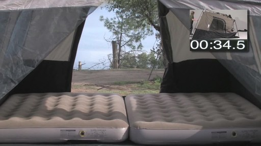 Coleman Instant Tent - image 6 from the video
