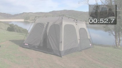 Coleman Instant Tent - image 9 from the video