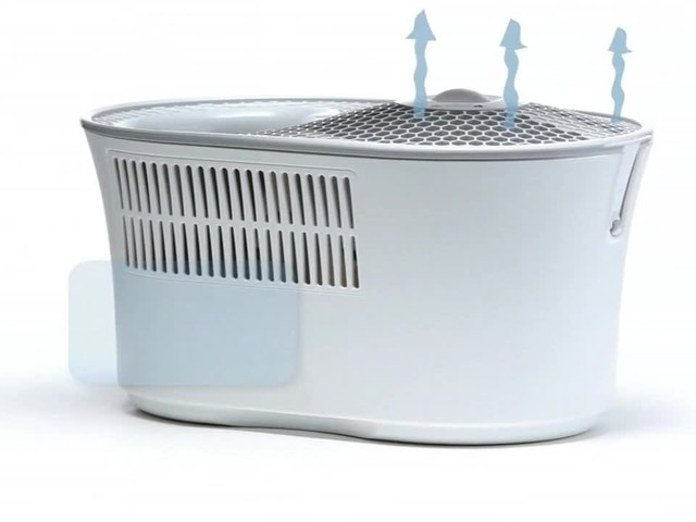 Honeywell Cool Mist Humidifier - image 6 from the video