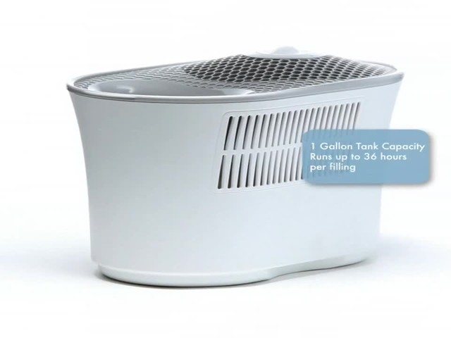 Honeywell Cool Mist Humidifier - image 8 from the video