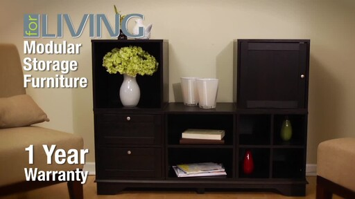For Living Modular Storage - image 10 from the video