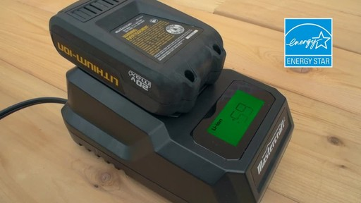 The Mastercraft 20-volt Lithium-Ion Cordless Impact Wrench - image 6 from the video