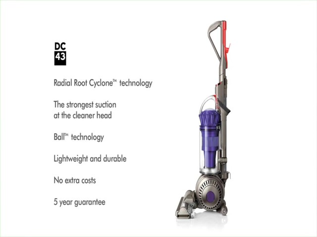 Dyson DC43 Animal Upright Vacuum » VND - House & Home - Upright ...