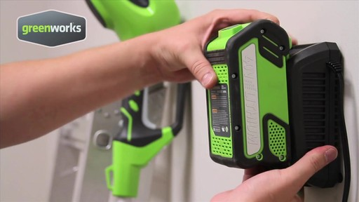 Greenworks 40V 16-in Cordless Lawn Mower - image 1 from the video