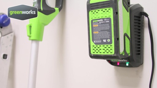 Greenworks 40V 16-in Cordless Lawn Mower - image 3 from the video