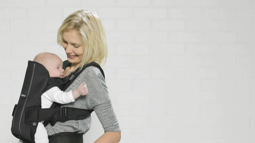 BABYBJORN Baby Carrier We | drugstore.com - image 3 from the video