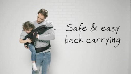BABYBJORN Baby Carrier We | drugstore.com - image 8 from the video