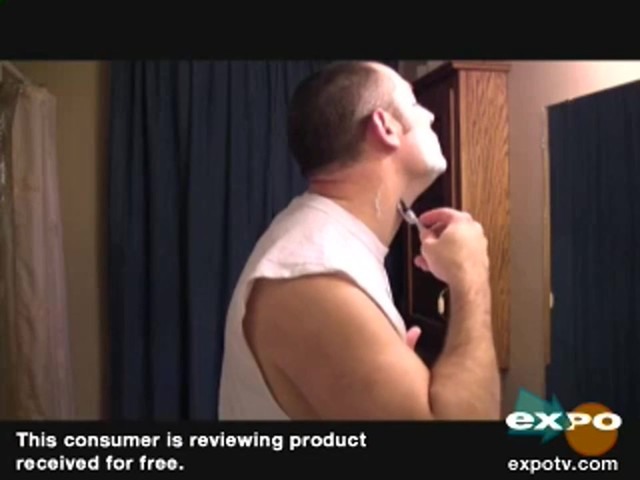 Gillette Fusion ProGlide SilverTouch Manual Razor review | drugstore.com - image 5 from the video