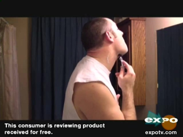 Gillette Fusion ProGlide SilverTouch Manual Razor review | drugstore.com - image 6 from the video