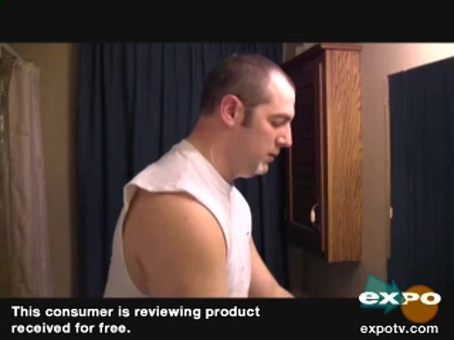 Gillette Fusion ProGlide SilverTouch Manual Razor review | drugstore.com - image 7 from the video