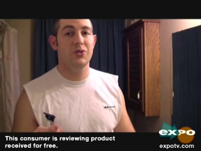 Gillette Fusion ProGlide SilverTouch Manual Razor review | drugstore.com - image 8 from the video