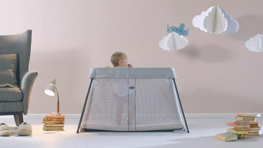 BABYBJORN Travel Crib Light | drugstore.com - image 2 from the video