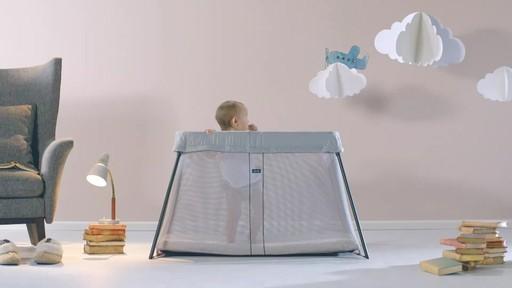 BABYBJORN Travel Crib Light | drugstore.com - image 2 from the video