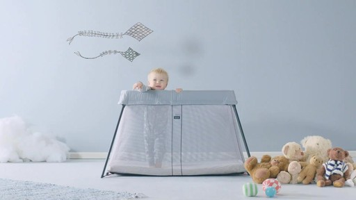 BABYBJORN Travel Crib Light | drugstore.com - image 3 from the video