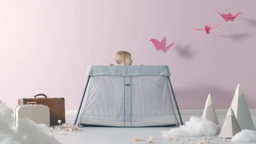 BABYBJORN Travel Crib Light | drugstore.com - image 5 from the video