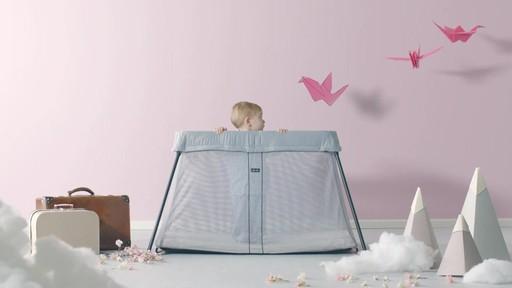 BABYBJORN Travel Crib Light | drugstore.com - image 5 from the video