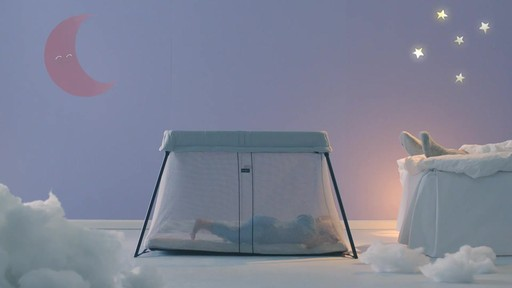 BABYBJORN Travel Crib Light | drugstore.com - image 6 from the video