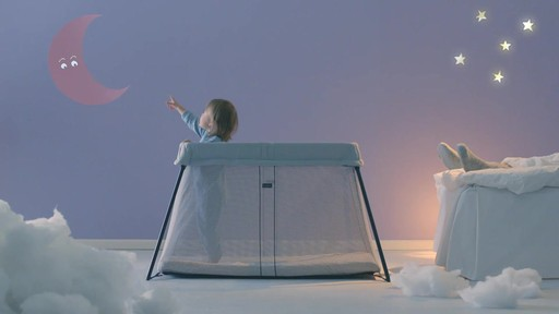 BABYBJORN Travel Crib Light | drugstore.com - image 7 from the video