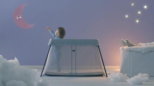 BABYBJORN Travel Crib Light | drugstore.com - image 7 from the video