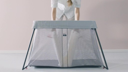 BABYBJORN Travel Crib Light | drugstore.com - image 9 from the video
