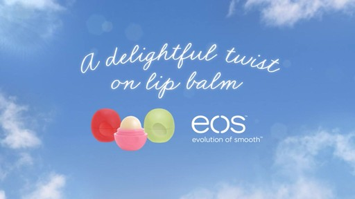 eos Smooth Lip Balm Sphere product | drugstore.com - image 9 from the video