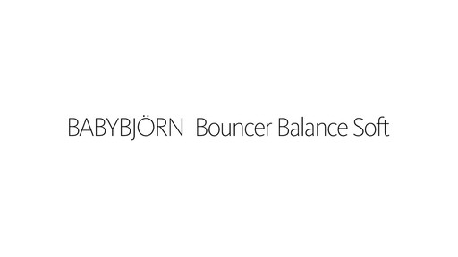BABYBJORN Bouncer Balance Soft product | drugstore.com - image 2 from the video