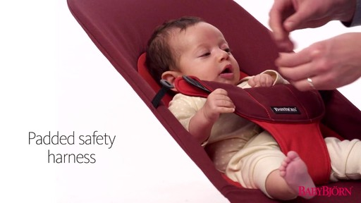 BABYBJORN Bouncer Balance Soft product | drugstore.com - image 4 from the video