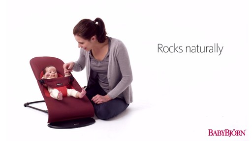 BABYBJORN Bouncer Balance Soft product | drugstore.com - image 5 from the video