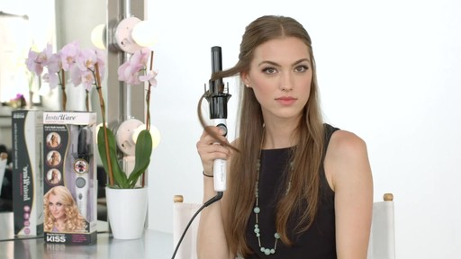 Kiss InstaWave Automatic Curler product | drugstore.com - image 4 from the video
