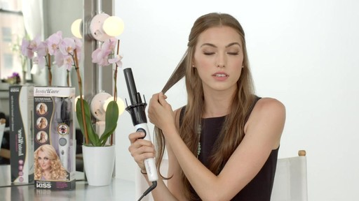 Kiss InstaWave Automatic Curler product | drugstore.com - image 5 from the video