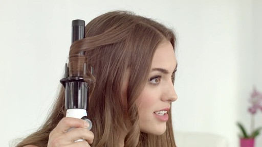 Kiss InstaWave Automatic Curler product | drugstore.com - image 9 from the video