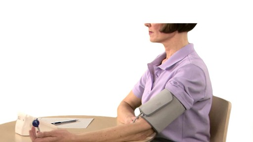 Omron 7 Series Upper Arm Blood Pressure Monitor, Model BP760 | drugstore.com - image 8 from the video