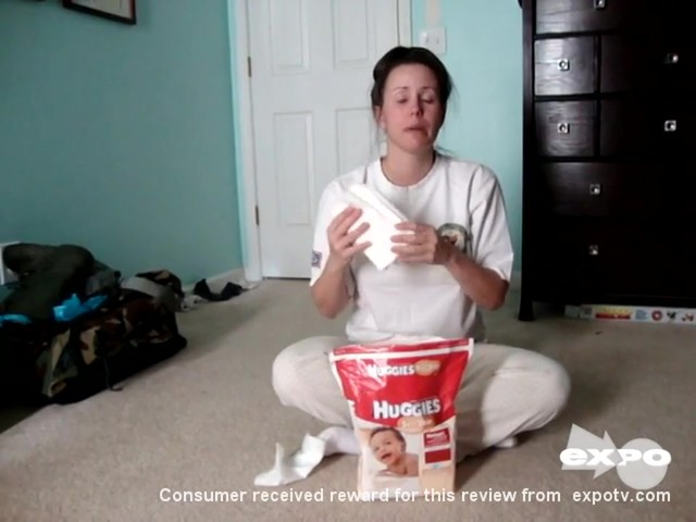 Huggies Soft Skin Baby Wipes review | drugstore.com - image 7 from the video