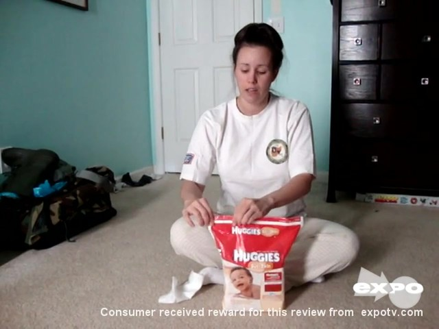 Huggies Soft Skin Baby Wipes review | drugstore.com - image 9 from the video