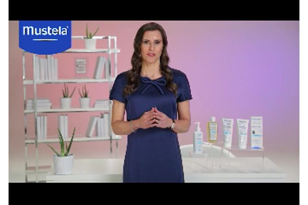 Mustela Stelatopia skin care products | drugstore.com - image 5 from the video