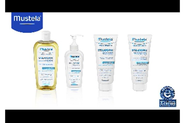 Mustela Stelatopia skin care products | drugstore.com - image 6 from the video