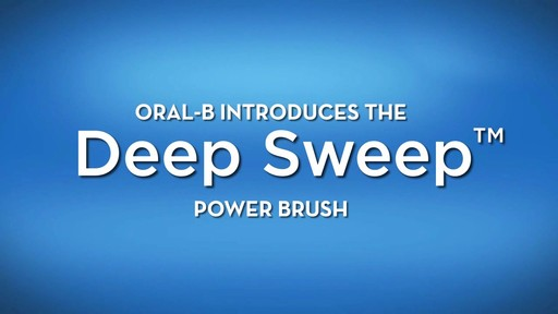 Oral-B Professional Care Deep Sweep Replacement Brush Heads | drugstore.com - image 1 from the video